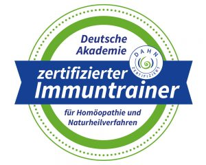 Zertifikat Expertin Immuntraining